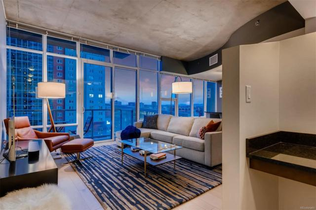 891 14th Street #1115, Denver, CO 80202 (MLS #7705495) :: 8z Real Estate