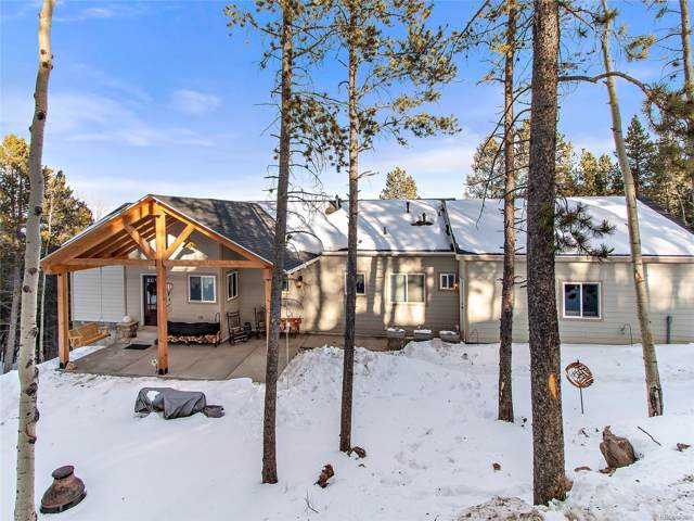 10834 Beas Drive, Conifer, CO 80433 (#7708107) :: Berkshire Hathaway Elevated Living Real Estate