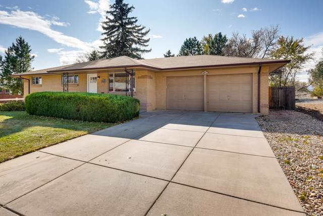8980 W 64th Avenue, Arvada, CO 80004 (#7711307) :: HomePopper