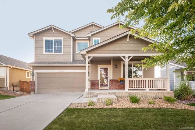 12569 S Sopris Creek Drive, Parker, CO 80134 (MLS #7712411) :: The Space Agency - Northern Colorado Team