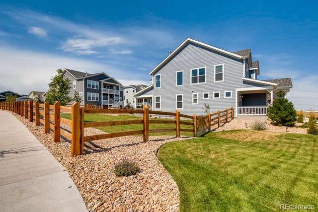 8739 Culebra Street, Arvada, CO 80007 (#7713058) :: The Peak Properties Group