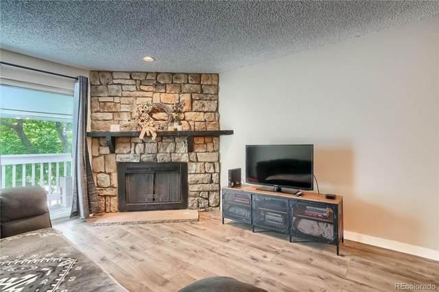 14423 E Jewell Avenue #203, Aurora, CO 80012 (MLS #7715246) :: Find Colorado