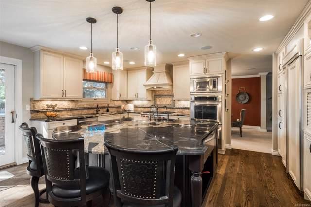5721 Green Oaks Drive, Greenwood Village, CO 80121 (MLS #7721635) :: 8z Real Estate
