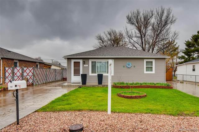 372 N 8th Avenue, Brighton, CO 80601 (MLS #7722047) :: Wheelhouse Realty