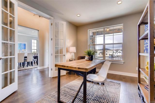 11832 Discovery Circle, Parker, CO 80138 (#7722472) :: The Gilbert Group
