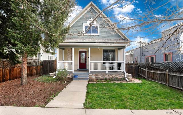 3816 Lowell Boulevard, Denver, CO 80211 (#7730154) :: Stephanie Fryncko | Keller Williams Integrity