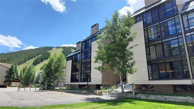 165 Wheeler Place #203, Copper Mountain, CO 80443 (#7730319) :: Chateaux Realty Group