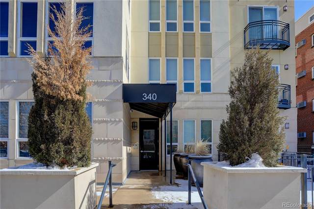 340 S Lafayette Street #302, Denver, CO 80209 (#7738923) :: Berkshire Hathaway Elevated Living Real Estate