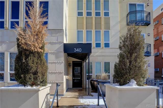 340 S Lafayette Street #302, Denver, CO 80209 (#7738923) :: milehimodern