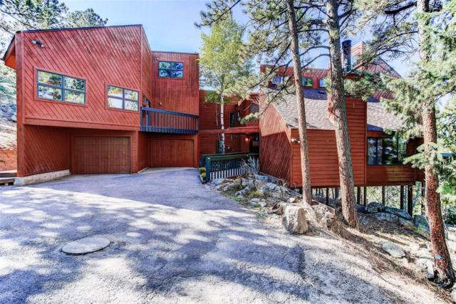 27383 Mildred Lane, Evergreen, CO 80439 (MLS #7739274) :: 8z Real Estate