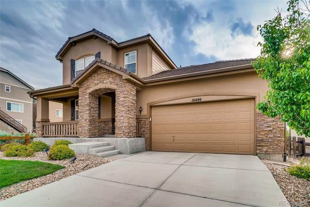 10499 Ashgrove Way, Parker, CO 80134 (#7739427) :: The Griffith Home Team