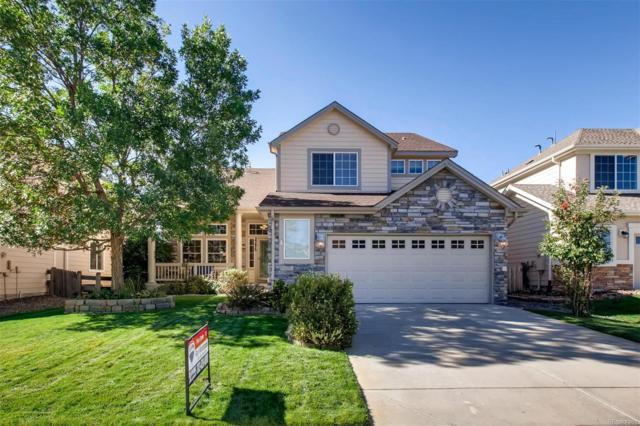 23876 E Willow Brook Avenue, Parker, CO 80138 (#7744778) :: The City and Mountains Group