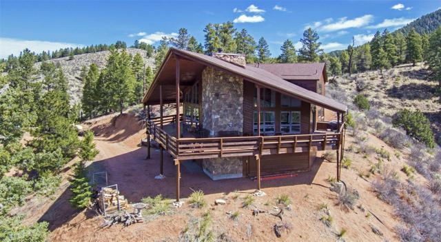 270 Spruce Road, Woodland Park, CO 80863 (MLS #7747625) :: 8z Real Estate