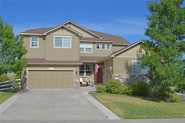 4071 County View Way, Castle Rock, CO 80104 (MLS #7748147) :: 8z Real Estate