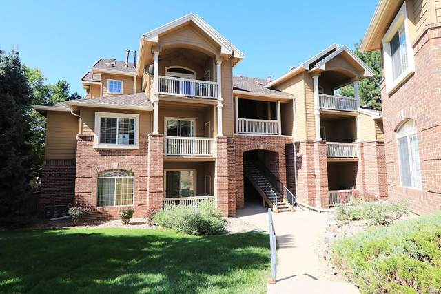1652 W Canal Circle #522, Littleton, CO 80120 (MLS #7750688) :: 8z Real Estate