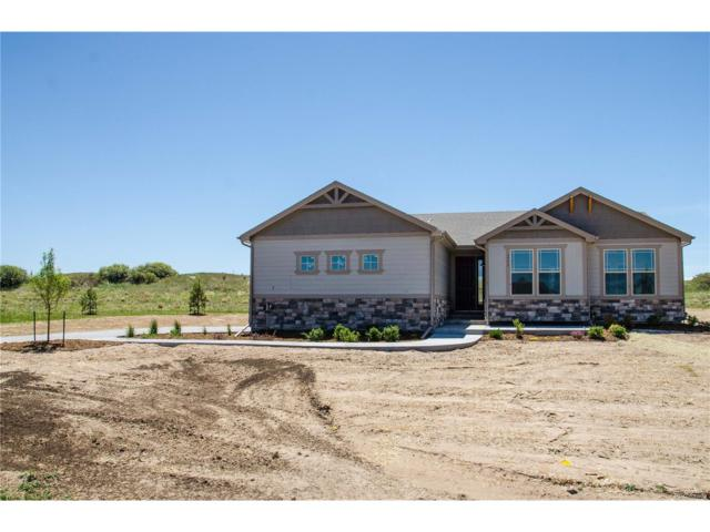 7771 Two Rivers Circle, Parker, CO 80138 (MLS #7756347) :: 8z Real Estate