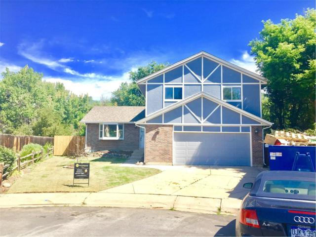 3231 S Newland Street, Denver, CO 80227 (MLS #7758155) :: 8z Real Estate