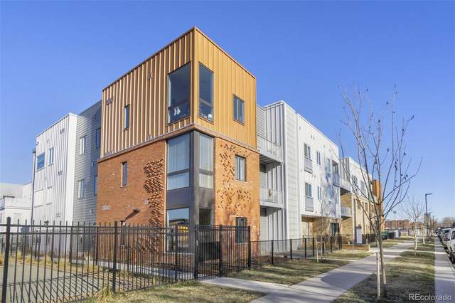 2525 Arapahoe Street #213, Denver, CO 80205 (#7760343) :: Bring Home Denver with Keller Williams Downtown Realty LLC