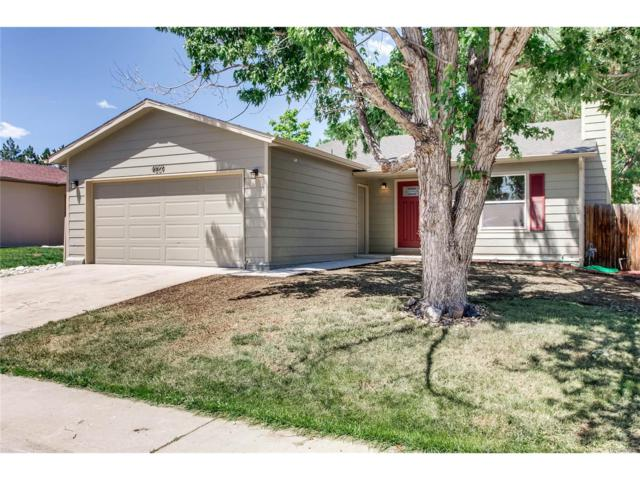 4809 S Swadley Street, Morrison, CO 80465 (MLS #7764324) :: 8z Real Estate