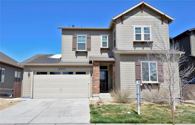 14937 Melco Avenue, Parker, CO 80134 (#7764493) :: Finch & Gable Real Estate Co.