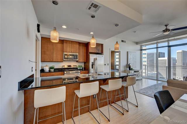 2001 Lincoln Street #2120, Denver, CO 80202 (#7764679) :: The Colorado Foothills Team | Berkshire Hathaway Elevated Living Real Estate