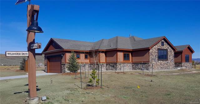 1641 Wildhorse Circle, Granby, CO 80446 (MLS #7768775) :: 8z Real Estate