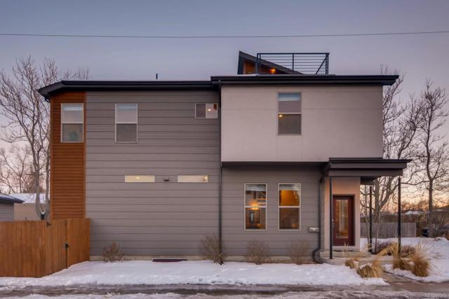 400 E Vassar Avenue, Denver, CO 80210 (#7770097) :: The Heyl Group at Keller Williams