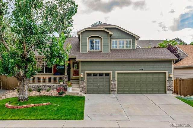 5018 Stonecrop Circle, Castle Rock, CO 80109 (#7773012) :: HomeSmart Realty Group