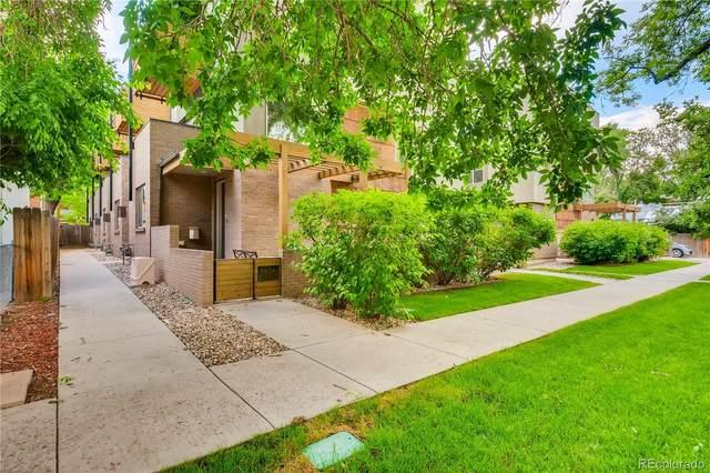 1626 N Gilpin Street, Denver, CO 80218 (#7774172) :: Hudson Stonegate Team