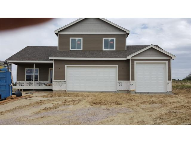 41102 Round Hill Circle, Parker, CO 80138 (MLS #7774436) :: 8z Real Estate
