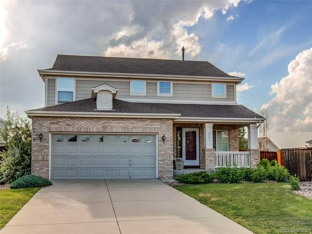 2562 S Jericho Court, Aurora, CO 80013 (MLS #7776020) :: 8z Real Estate