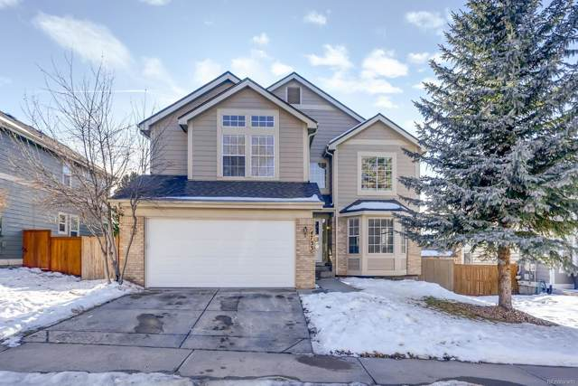 4733 N Wildflowers Way, Castle Rock, CO 80109 (#7778113) :: The HomeSmiths Team - Keller Williams