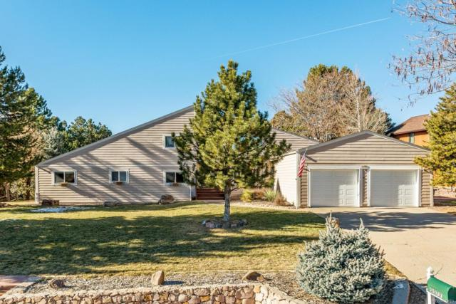 5577 Quinlin Court, Parker, CO 80134 (#7781102) :: The HomeSmiths Team - Keller Williams