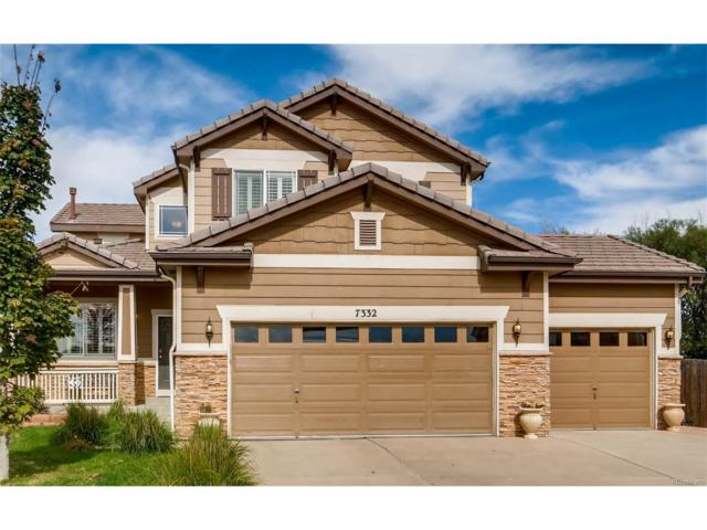 7332 E 129th Place, Thornton, CO 80602 (#7781632) :: The Peak Properties Group