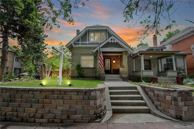 1348 N Humboldt Street, Denver, CO 80218 (#7782017) :: The Peak Properties Group