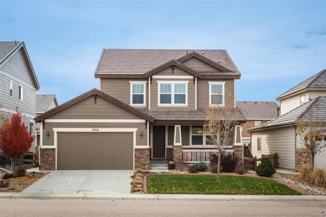 13716 Ashgrove Circle, Parker, CO 80134 (#7783794) :: Sellstate Realty Pros