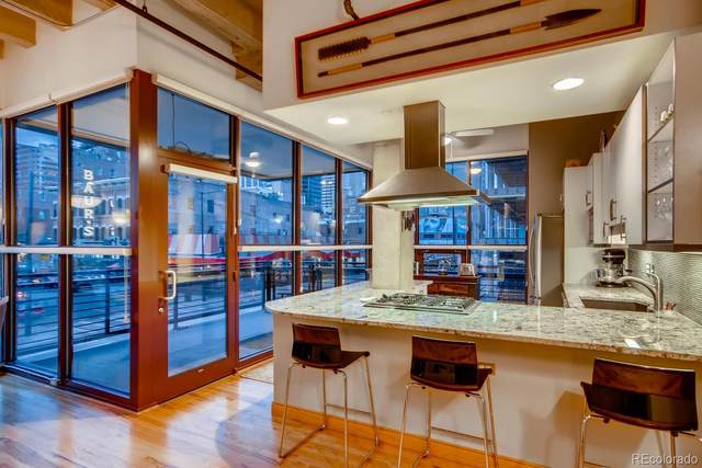 1020 15th Street #204, Denver, CO 80202 (#7786260) :: The Scott Futa Home Team