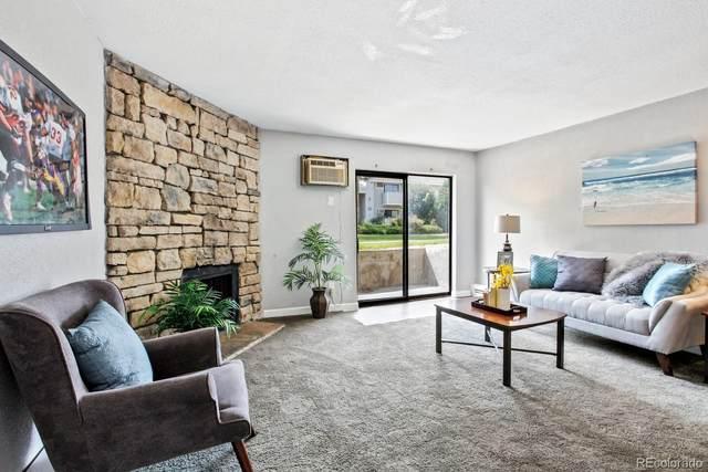 10150 E Virginia Avenue #105, Denver, CO 80247 (MLS #7788111) :: Bliss Realty Group