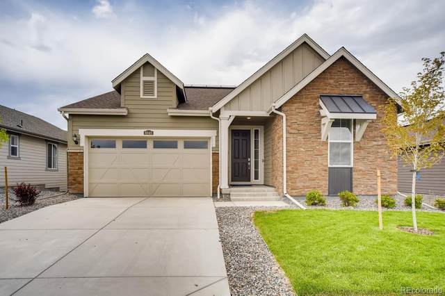 8845 S Tibet Court, Aurora, CO 80016 (#7788628) :: The Margolis Team