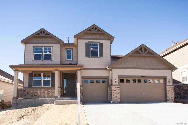 6649 S Coolidge Court, Aurora, CO 80016 (MLS #7789102) :: 8z Real Estate