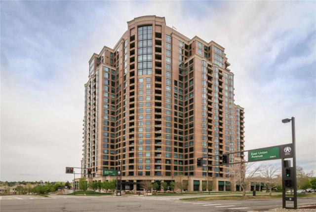 8100 E Union Avenue #408, Denver, CO 80237 (MLS #7789304) :: 8z Real Estate