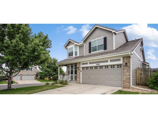 4886 S Kirk Court, Aurora, CO 80015 (MLS #7789321) :: 8z Real Estate