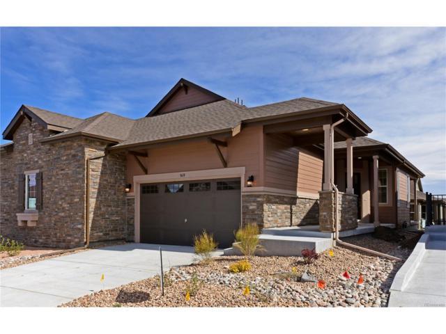 3618 New Haven Circle, Castle Rock, CO 80109 (MLS #7790422) :: 8z Real Estate
