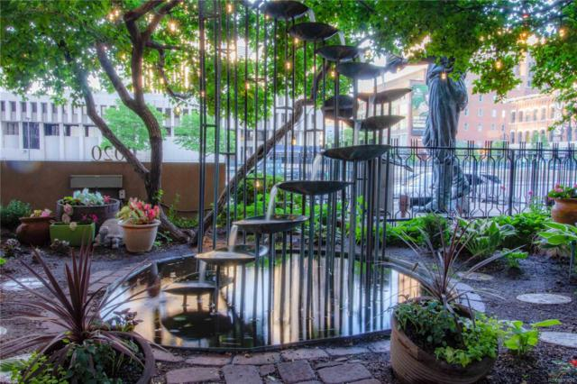 1020 15th Street 24H, Denver, CO 80202 (MLS #7794735) :: 8z Real Estate