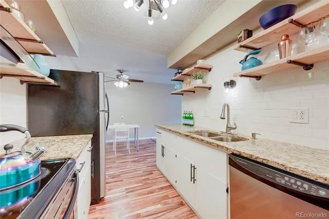 7755 E Quincy Avenue #206, Denver, CO 80237 (#7795512) :: The Brokerage Group