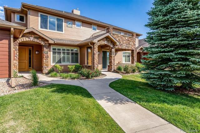 8611 Gold Peak Drive D, Highlands Ranch, CO 80130 (#7796252) :: iHomes Colorado