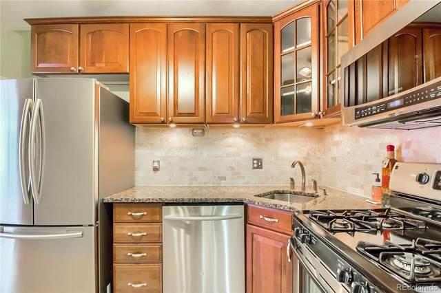 1575 Fillmore Street #5, Denver, CO 80206 (MLS #7796402) :: 8z Real Estate