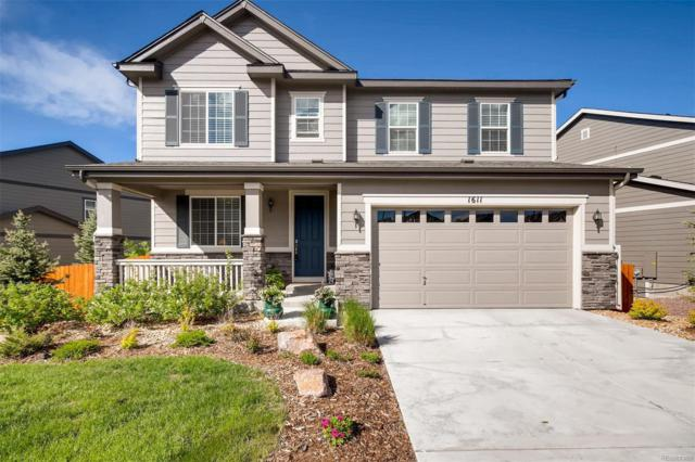 1611 Castle Creek Circle, Castle Rock, CO 80104 (#7796517) :: The HomeSmiths Team - Keller Williams
