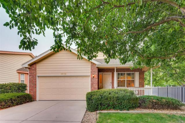 1910 E 135th Place, Thornton, CO 80241 (#7807049) :: Structure CO Group