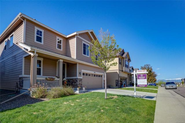 3556 E 140th Drive, Thornton, CO 80602 (#7807800) :: House Hunters Colorado